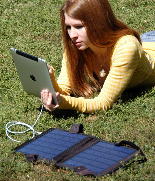 CLICK HERE to order Personal Solar Panels & Batteries
